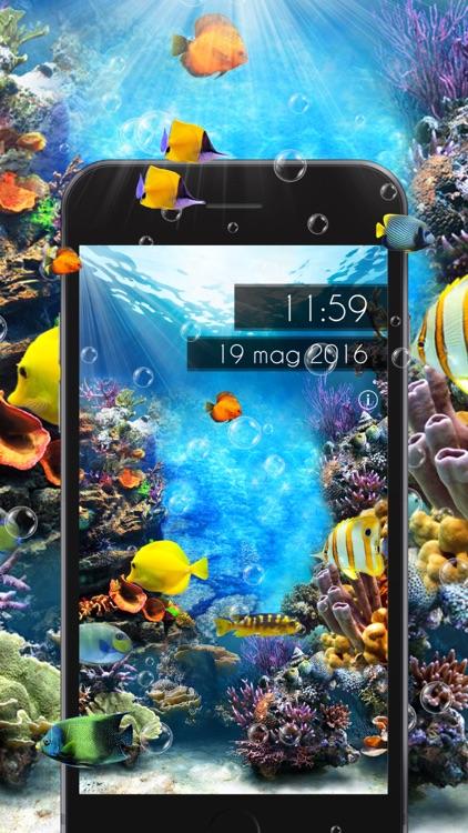 Amazing Aquarium Clock 2 LITE