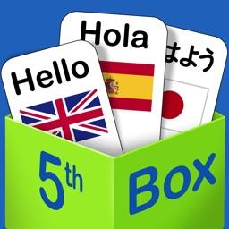 5th Box - Flashcards