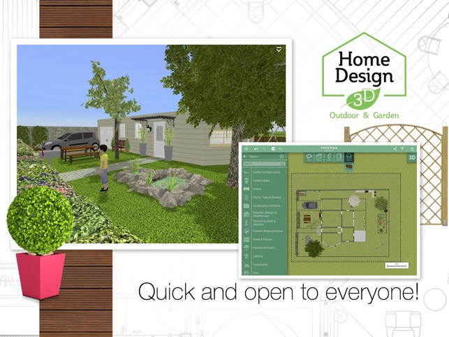 Home Design 48D OutdoorGarden On The App Store Awesome Professional Garden Design Software Gallery