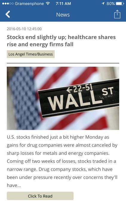 Wall Street Pro - Business, Finance, Economy & Market News