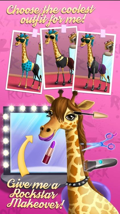 Animal Hair Salon Rock Stars screenshot-4