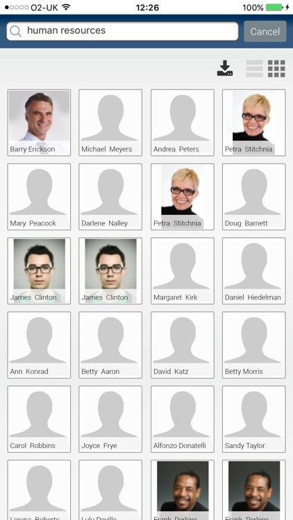 EmployeeCenter for Oracle HR screenshot-3
