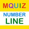 MQuiz Number Line - Number Sequence Math Quiz for Pre-School, Kindergarten and First Grade