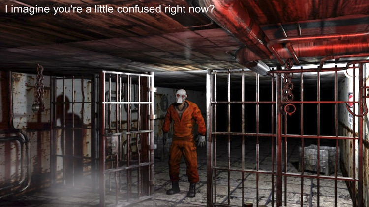 Escape from Killer, Classic Room Escape Game Like Saw
