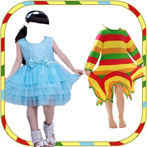 children Suit Photo camera : Baby Photo Suit Photo Montage iOS App