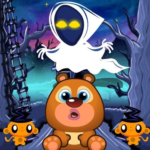 逗小熊开心之护身法宝 - 找你妹解谜游戏