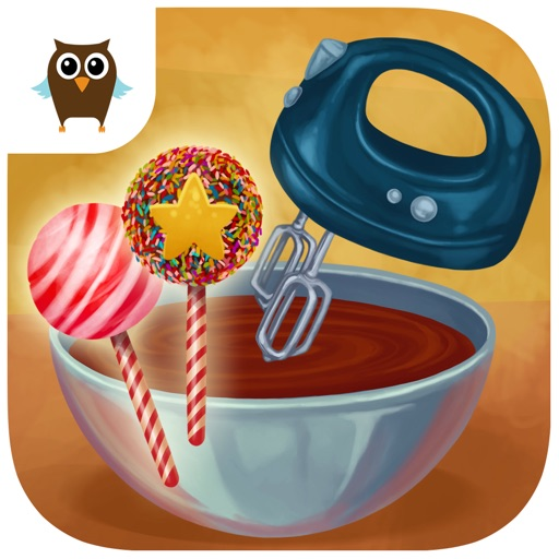 Candy City Fun - Cookie, Cake Pop, Frozen Ice Cream & Smoothie Maker