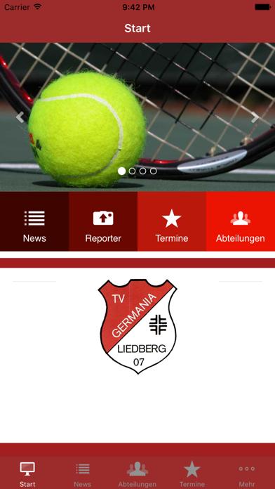 TV Germania LiedbergScreenshot von 2