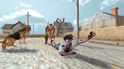 Police Dog City Prison Escape -   Chase & Clean City From Robbers, Criminals & Prisoners screenshot two