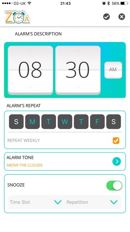 Zen Alarm