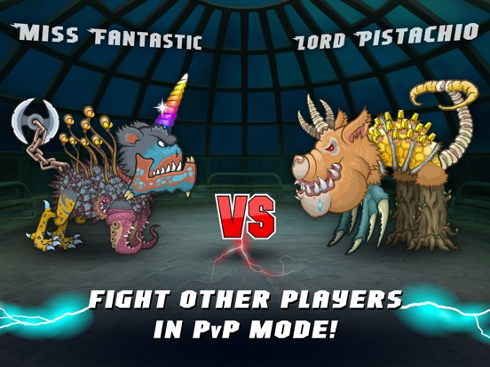 Mutant Fighting Cup 2 для iPad