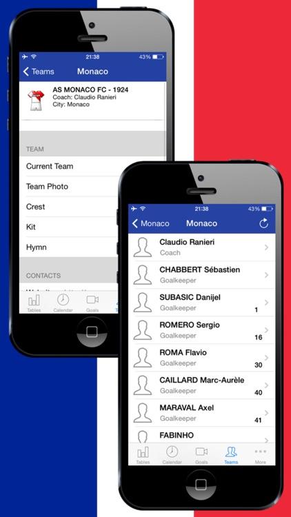 French Football History 2012-2013 screenshot-4