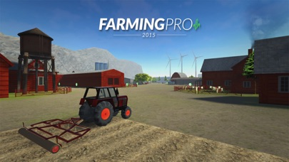 Farming PRO 2015 screenshot one