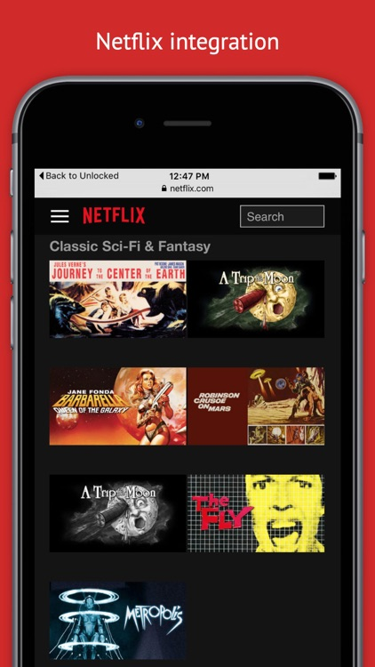 Unlocked for Netflix screenshot-0