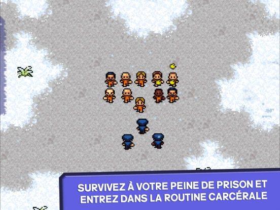 The Escapists: évasion