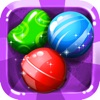 A Top Candy Blitz  - fruit adventure mania in mystery match-3 game free