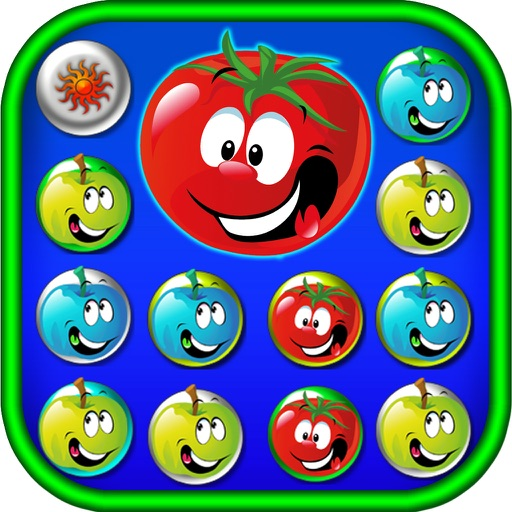 Power Blast Fruits - Best Free Match Puzzle Games 2016 | iPhone