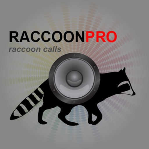 REAL Raccoon Calls & Raccoon Sounds for Raccoon Hunting -- (ad free) BLUETOOTH COMPATIBLE