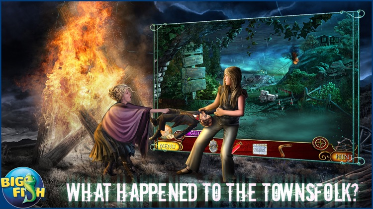 Phantasmat: The Dread of Oakville - A Mystery Hidden Object Game (Full) screenshot-0
