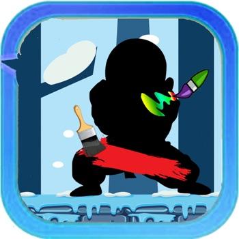 Paint Book Dragon Ball Z App Edition