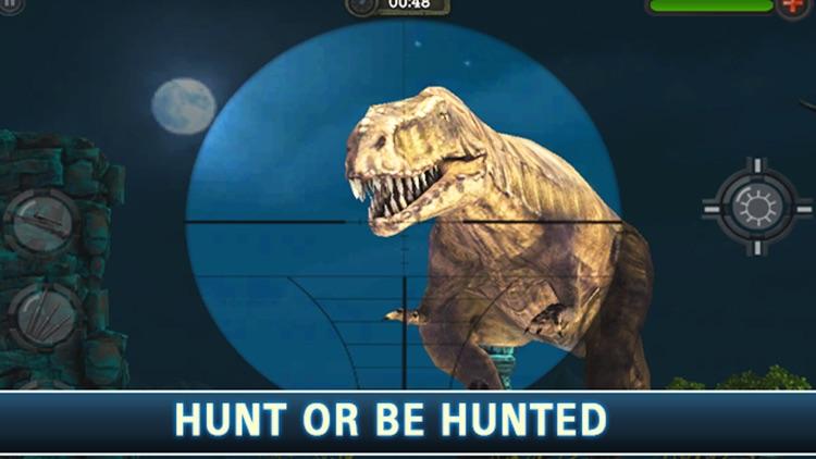 Dinosaur Hunter Trex Attack Survive Dino Fury Chase Killing Games screenshot-3