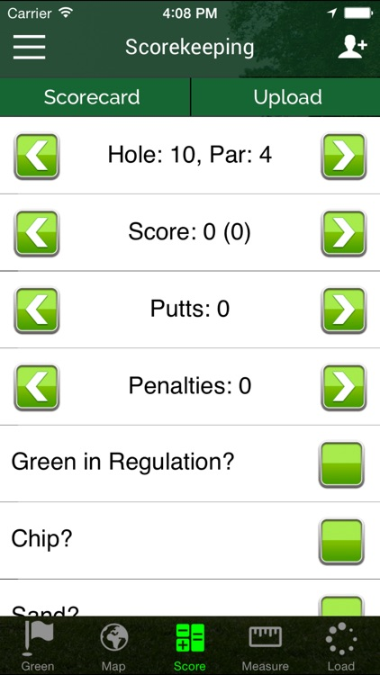 Golf GPS - FreeCaddie Pro screenshot-4
