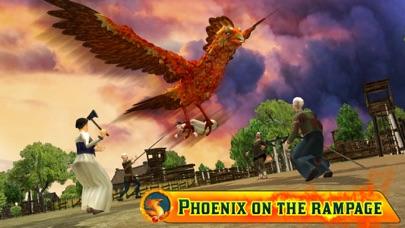 Angry Phoenix Revenge 3D screenshot four