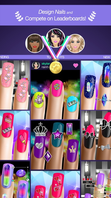 Nail Star™ Social Manicure Game
