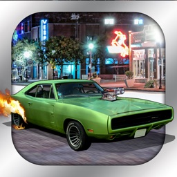 American Muscle Car Simulator - Turbo City Drag Racing Rivals Game PRO