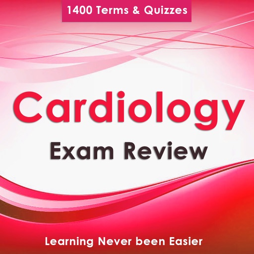 Cardiology Exam Review : 3800 Quiz & study Notes