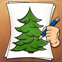 Codes for Learning to Draw Forest Trees Hack