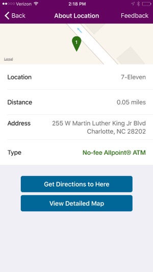 Ally's ATM & Cash Locator on the App Store