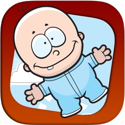 Funny Baby Bounce Jump Game
