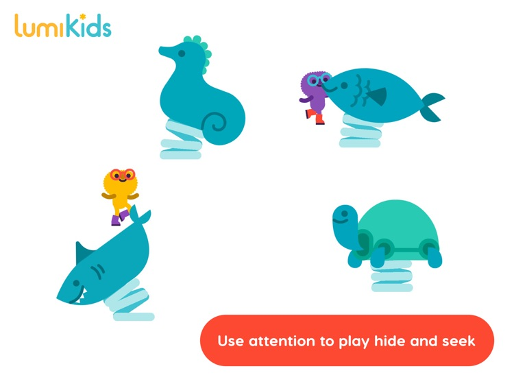 LumiKids Park by Lumosity, Early Learning Play for Kids screenshot-3