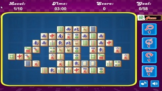 Deluxe Mahjong Puzzle - A fun & addictive puzzle matching game screenshot three