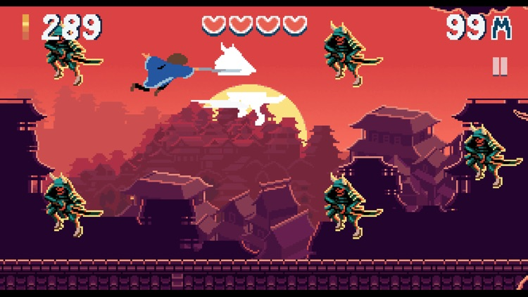 Samurai Blitz screenshot-0