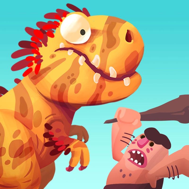 Dino Bash - Dinosaurs vs Cavemen Defense Hack Tool