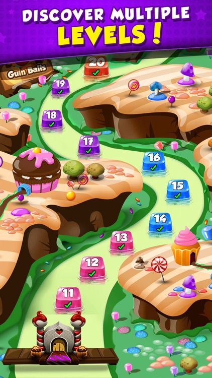 Candy Party: Coin Carnival Dozer screenshot-4