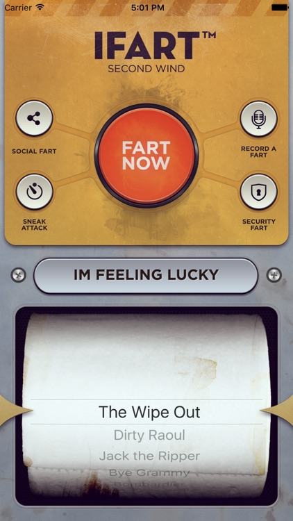 iFart - The Original Fart Sounds App