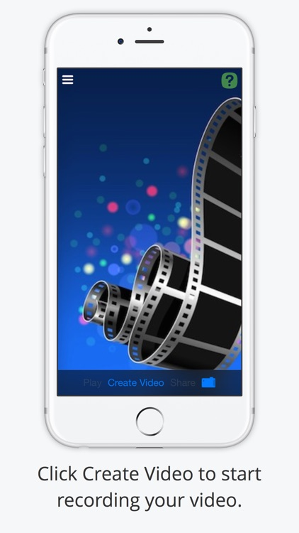 iSnapVideo - Tap-and-hold short video recording