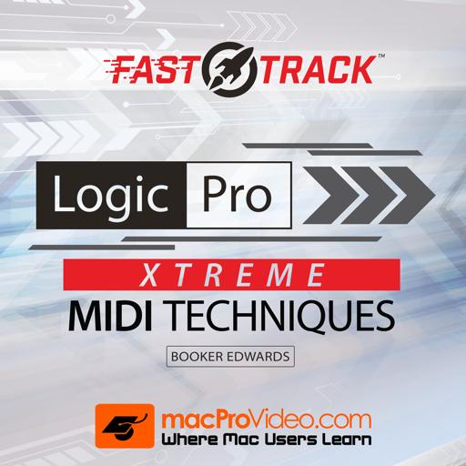 FastTrack™ For Logic Pro Xtreme MIDI
