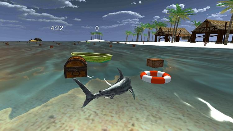 Angry Shark Attack Simulator 2016