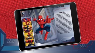 Puzzle App Spiderman screenshot three
