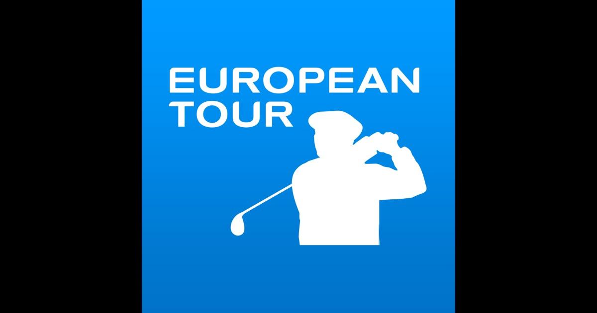 european tour app ipad
