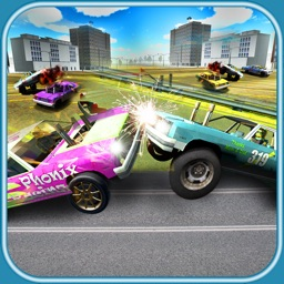Demolition Derby Crash Racing : Free Play Car War