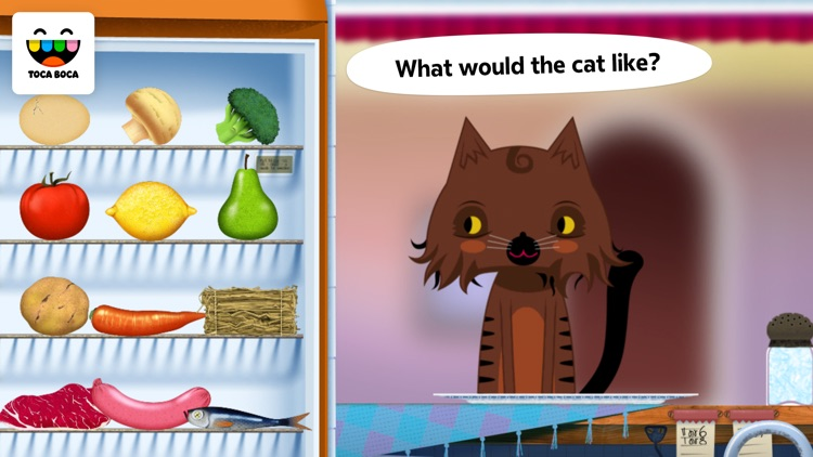 Toca Kitchen screenshot-3