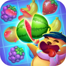 Fruit World Match - Fruit Splash 2016 new Edition