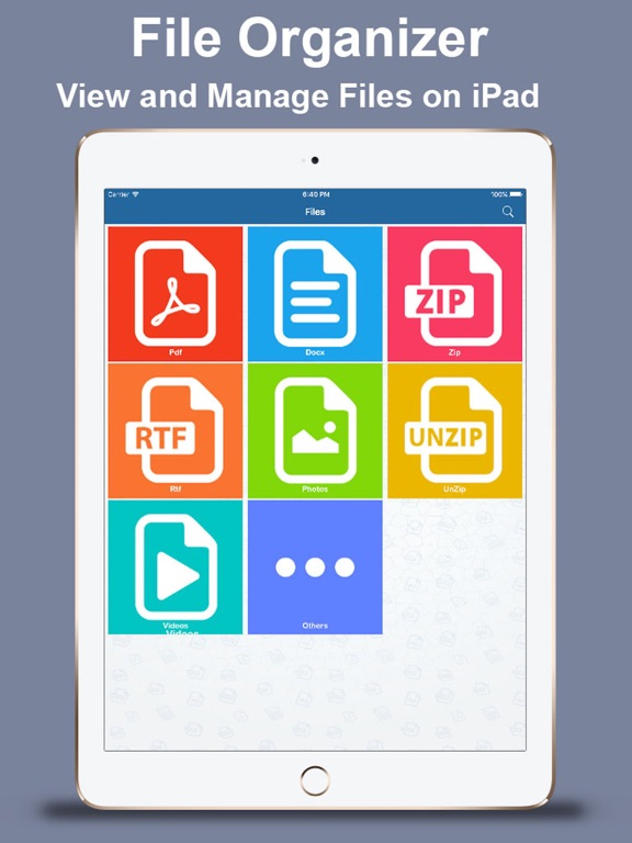 File Organizer - Best File Manager, ZIP Unzip and File Viewer | App Price  Drops