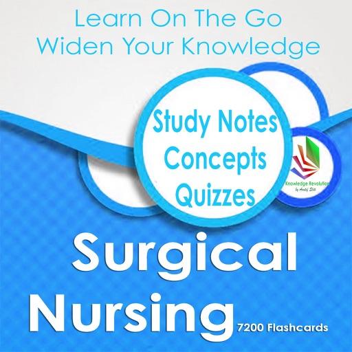 Surgical nursing 7200 Flashcards