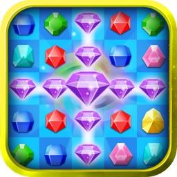Discovery Jewels: Gems Match 3